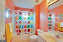 Bath room Upper Level - 42612 ANABELL LN, CHANTILLY