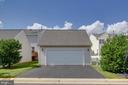 Garage - Driveway - 42612 ANABELL LN, CHANTILLY