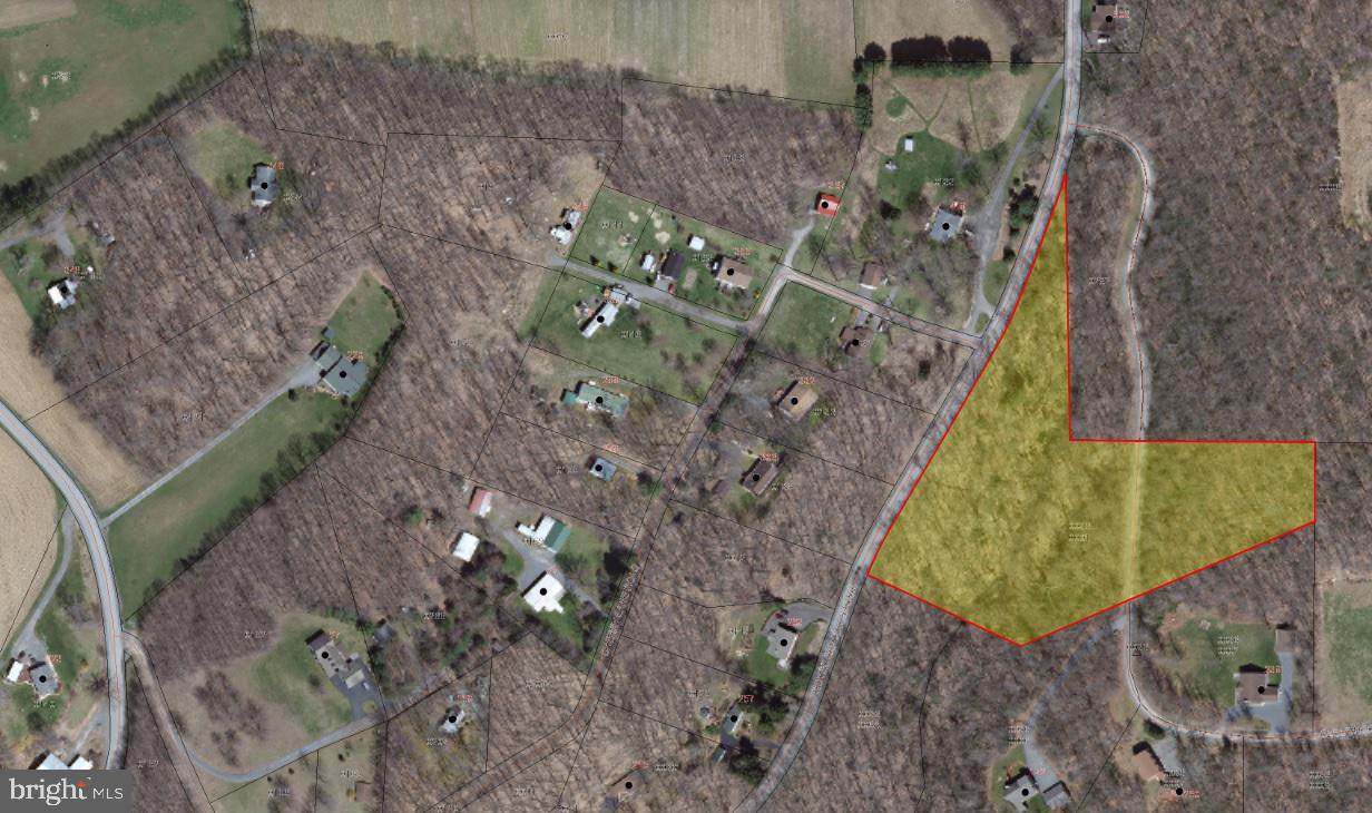 Land for Sale at Friendsville, Maryland 21531 United States
