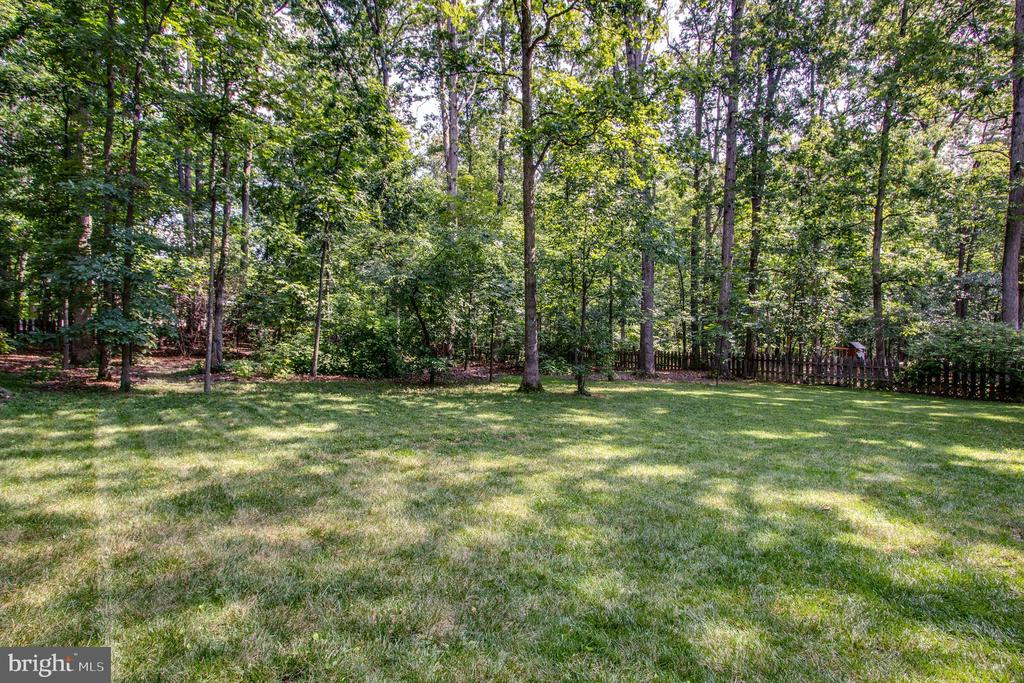 Backs to trees on 1/3 acre - 103 APPLEGATE DR, STERLING