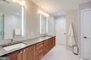 AWESOME Primary Suite Bathroom - 1960 BARTON HILL RD, RESTON