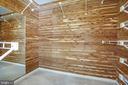 Cedar lined closet in master - 6 S POINTE LN, FREDERICKSBURG