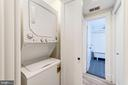Lower level has a separate washer/dryer! - 704 G ST NE, WASHINGTON