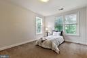 Third Bedroom - 9510 CLAYCHIN CT, BURKE