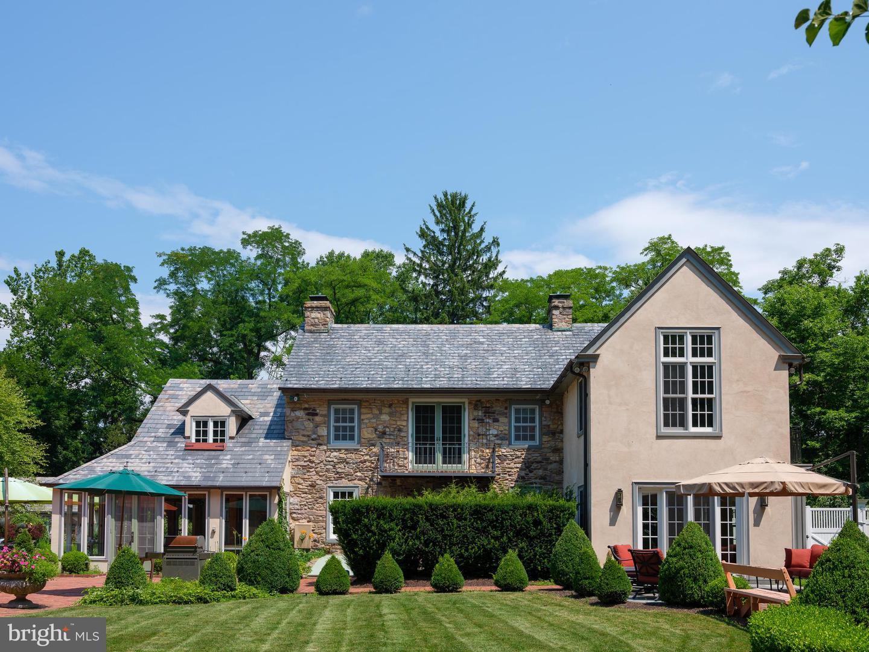 Single Family Homes için Satış at New Hope, Pennsylvania 18938 Amerika Birleşik Devletleri