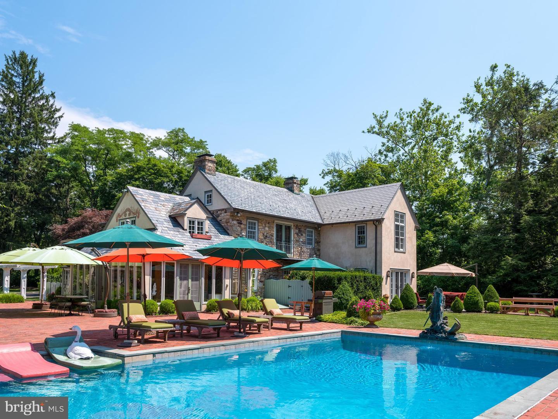 Single Family Homes 為 出售 在 New Hope, 賓夕法尼亞州 18938 美國