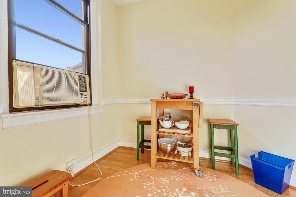 Breakfast Room - 4007 CONNECTICUT AVE NW #507, WASHINGTON