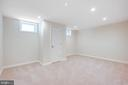 Bonus room in basement (could be 5th bedroom NTC) - 348 EUSTACE RD, STAFFORD