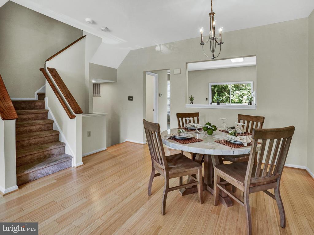 Dining & Living Room - 114 WATERLAND WAY, FREDERICK