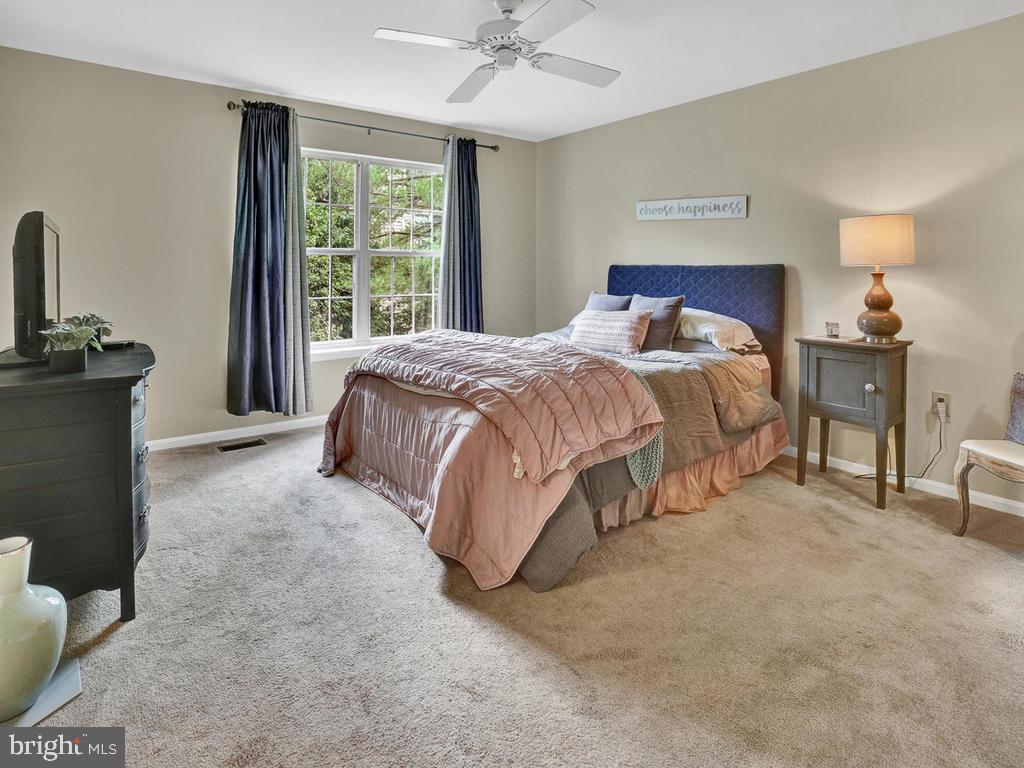 Owner Suite with Walk-In Closet & Full Bath - 114 WATERLAND WAY, FREDERICK