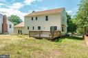 another view of back of house - 3204 AQUIA DR, STAFFORD