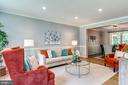 Formal Living Room - 1224 BISHOPSGATE WAY, RESTON