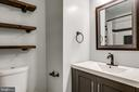 Bathroom #3 in Upper Level Hallway - 1224 BISHOPSGATE WAY, RESTON