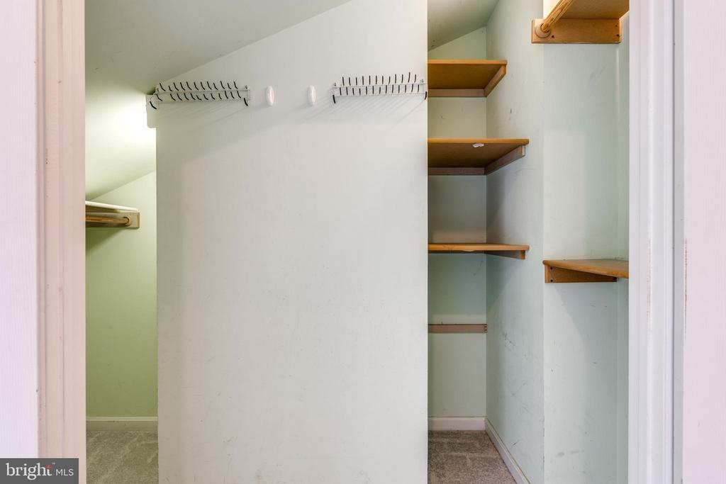 Owner's Suite Walk-in Closet 2 - 1224 BISHOPSGATE WAY, RESTON
