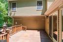 Rear Deck - 1224 BISHOPSGATE WAY, RESTON
