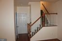 To Garage and Bathroom - 8560 WYNGATE MANOR CT, ALEXANDRIA