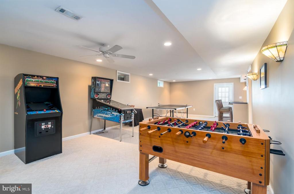 Rec Room/Game Room - 9818 UPPER MILL LOOP, BRISTOW