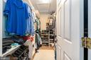 Master Walk In closet - 9818 UPPER MILL LOOP, BRISTOW