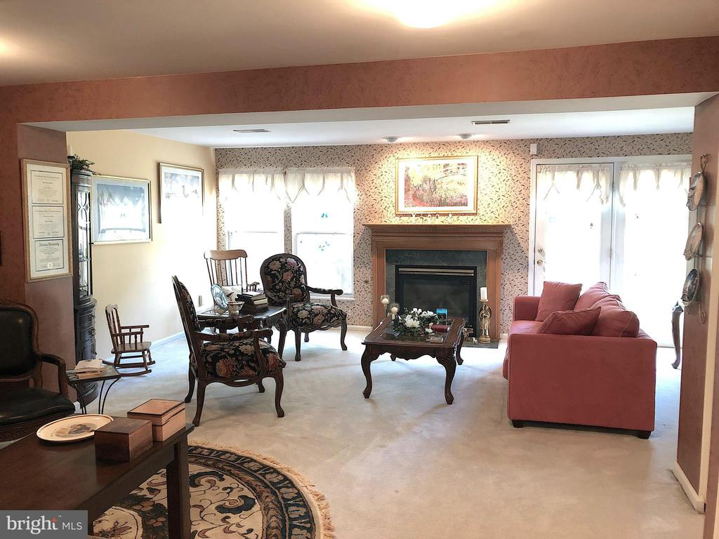 Huge Rec Room - previously been used as a Bedroom - 4301 CIDER BARREL CT, FREDERICKSBURG
