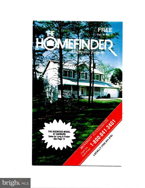 Originally showcased on the Home Finder mag cover! - 505 WOODSHIRE LN, HERNDON