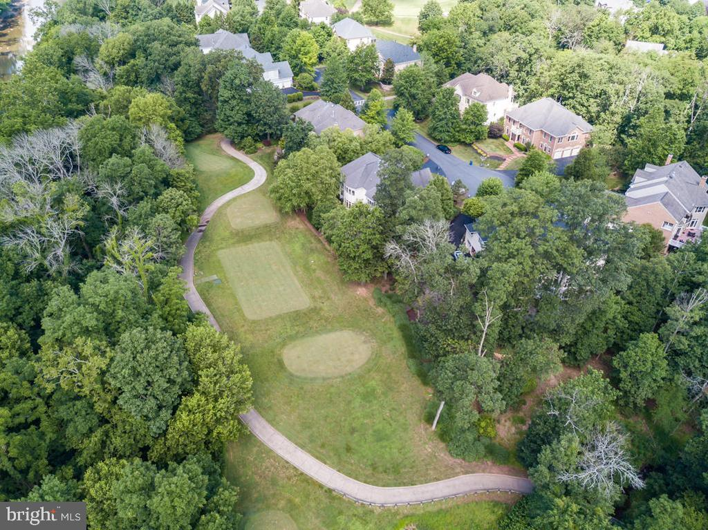 Golf views from the backyard - 43559 FIRESTONE PL, LEESBURG
