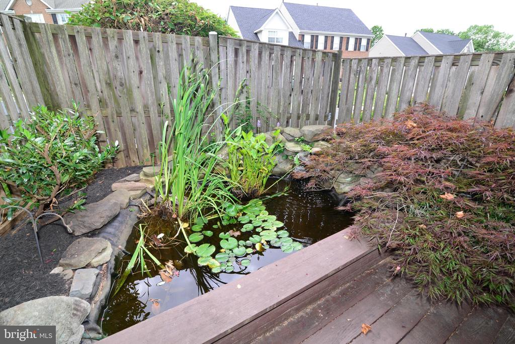 Pond - 47322 WESTWOOD PL, STERLING