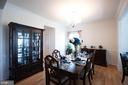 Formal Dining - 4 CUPOLA LN, STAFFORD