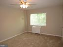 NEW carpeting in bedroom - 3701 5TH ST S #401, ARLINGTON