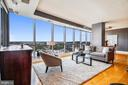 Unparalleled views of Arlington and DC - 2001 15TH ST N #1104, ARLINGTON