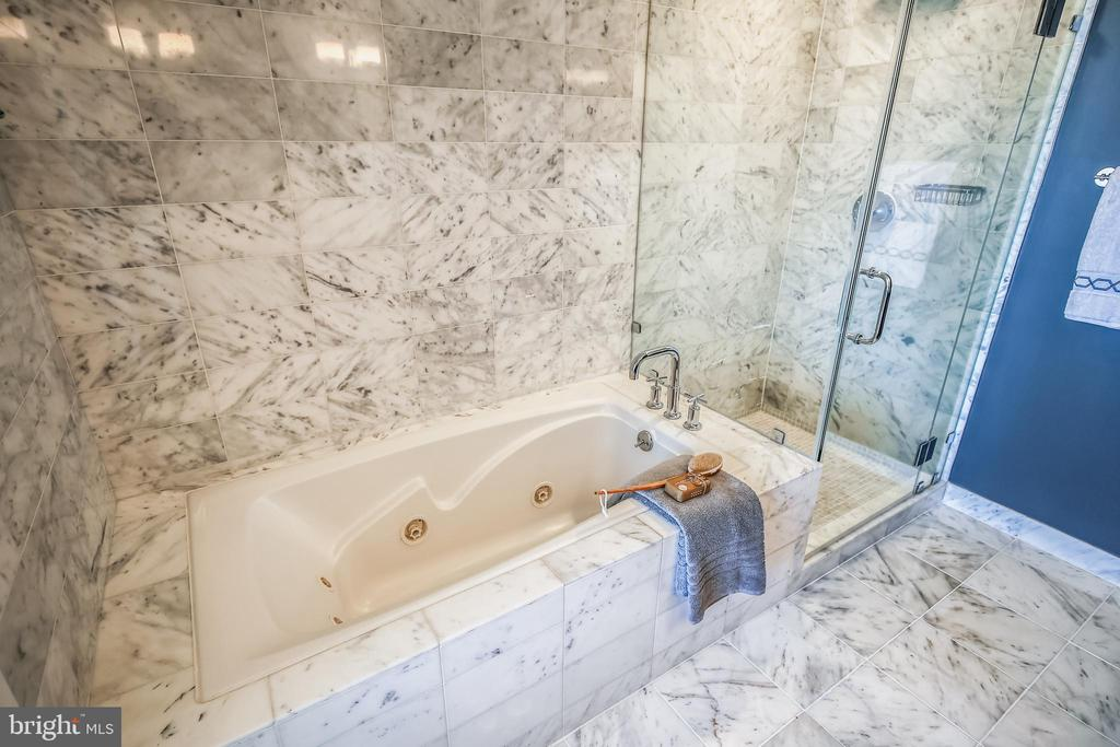 Large soaking jetted tub - 2001 15TH ST N #1104, ARLINGTON