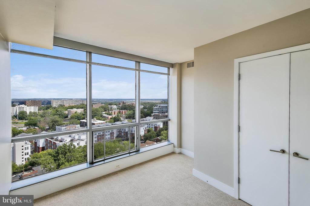 Moving on to the 2nd bedroom - 2001 15TH ST N #1104, ARLINGTON