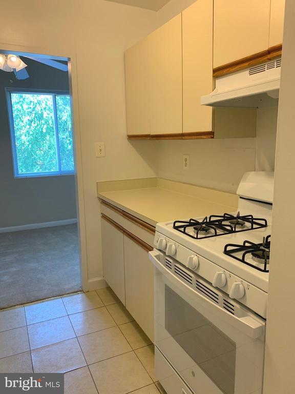 Kitchen overlooking dining area - 3701 5TH ST S #401, ARLINGTON
