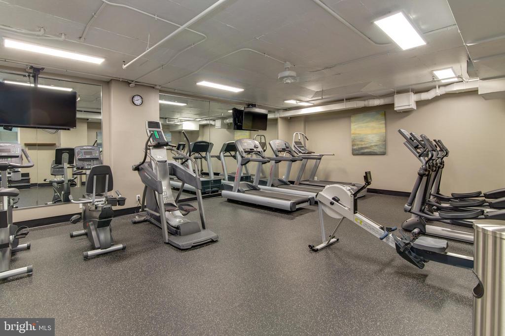 Gym - 3800 POWELL LN #705, FALLS CHURCH