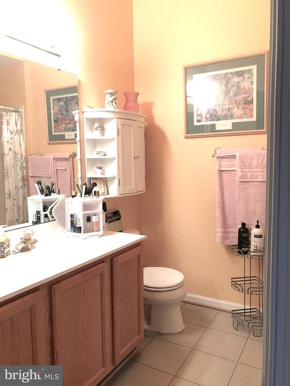Owner's suite with full bath - 4301 CIDER BARREL CT, FREDERICKSBURG