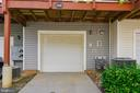 Garage Entrance - 21816 PETWORTH CT, ASHBURN