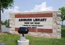 Ashburn Library - 21816 PETWORTH CT, ASHBURN
