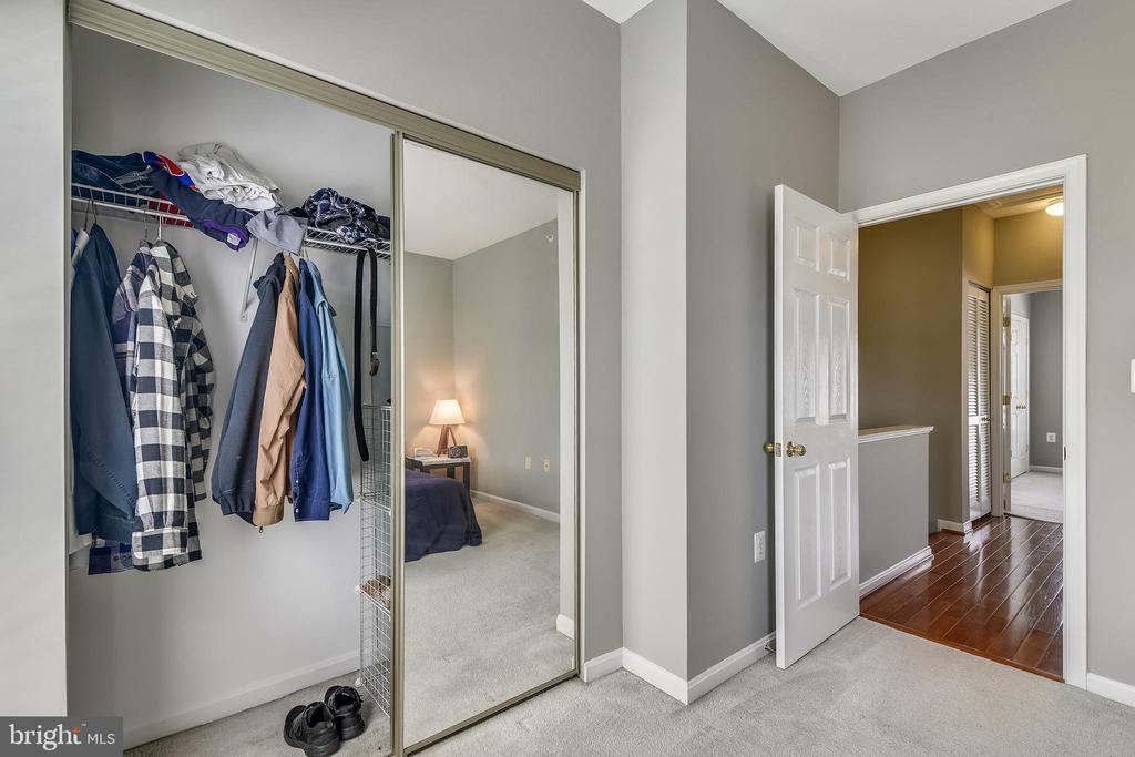 Second Bedroom Closet - 21816 PETWORTH CT, ASHBURN