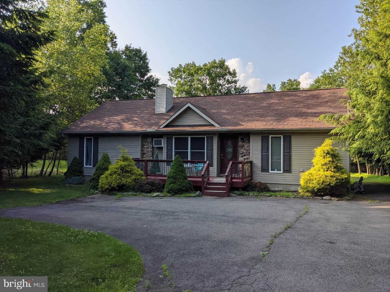 Single Family Homes para Venda às Albrightsville, Pensilvânia 18210 Estados Unidos
