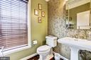 Main level half bath - 3805 COLONIAL AVE, ALEXANDRIA