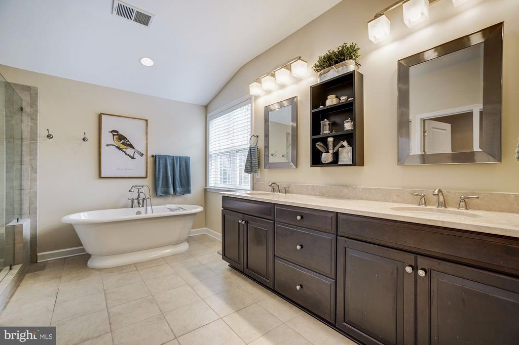Dreamy stand alone tub & oversized shower - 3805 COLONIAL AVE, ALEXANDRIA