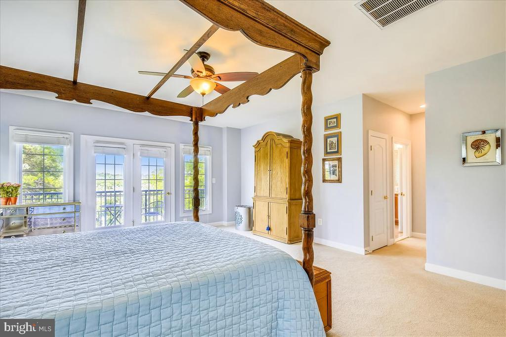 Ceiling fan,  large walk in closet - 18356 FAIRWAY OAKS SQ, LEESBURG