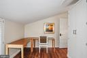 Bedroom #3/office - 510 HAMMONDS CT, ALEXANDRIA