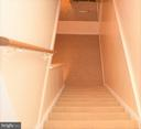 Stairs to Rec Room - 3572 S STAFFORD ST, ARLINGTON