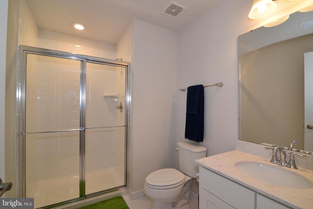 Lower level full bath - 24890 DAHLIA MANOR PL, ALDIE