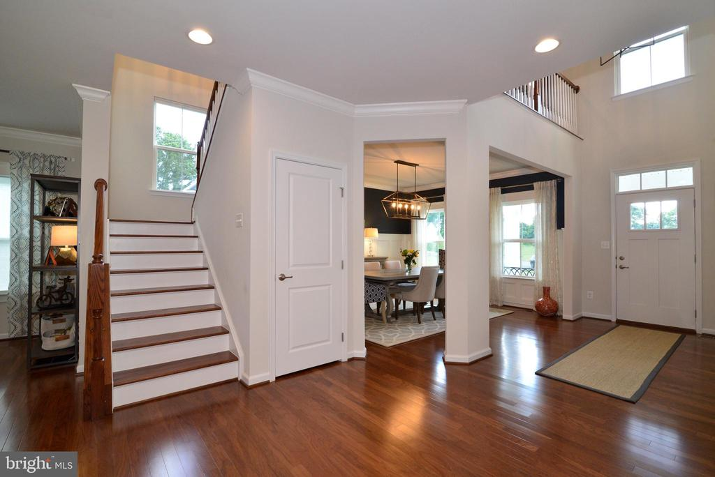 Foyer - 24890 DAHLIA MANOR PL, ALDIE