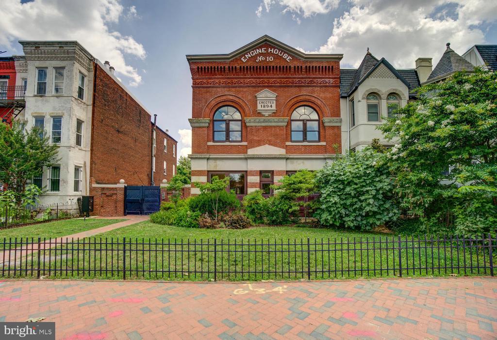 Engine House Condominum - Capitol Hill - 1341 MARYLAND AVE NE #103, WASHINGTON
