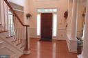Foyer - 4512 CARRICO DR, ANNANDALE