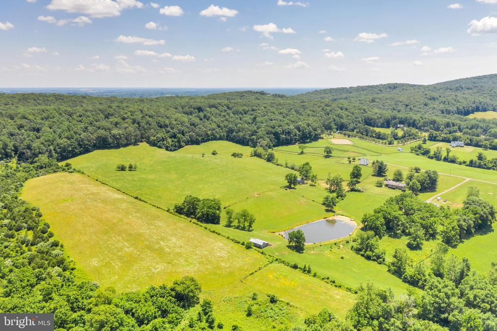 65 Acres Total - 23874 ad 23880 Aldie Dam Rd - 23880 ALDIE DAM RD, ALDIE