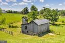 Wood and Stone Barn on 55 Acres (23880 Aldie Dam) - 23880 ALDIE DAM RD, ALDIE