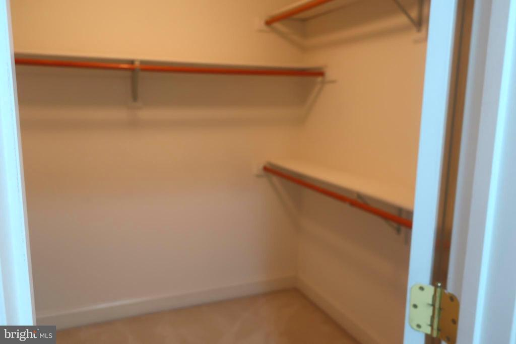 Master Bedroom  Closet - 4512 CARRICO DR, ANNANDALE